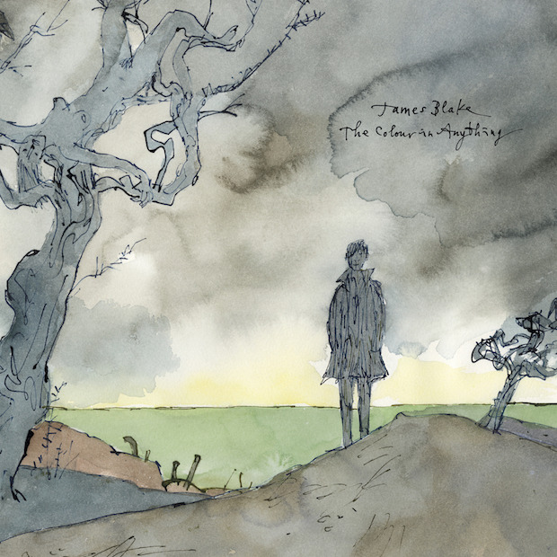 James Blake – The Colour In Anything | Critique